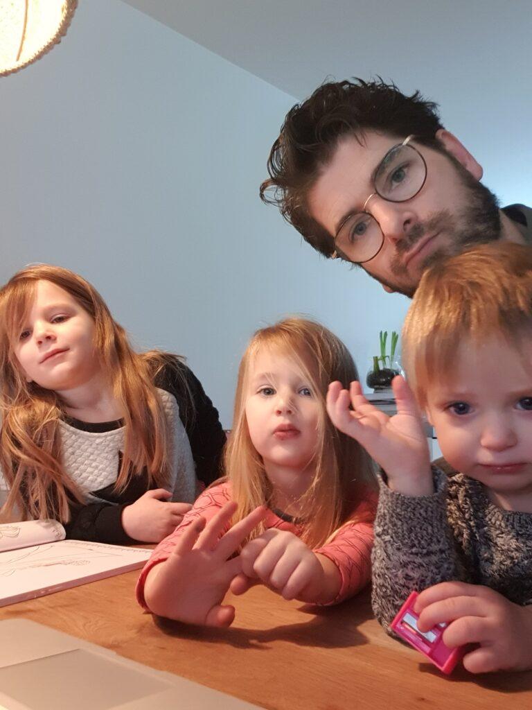 Wat moet ik met mijn kids in de lockdown