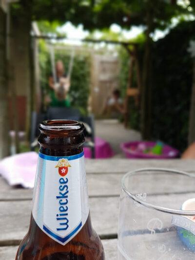 Een biertje, mag dat?