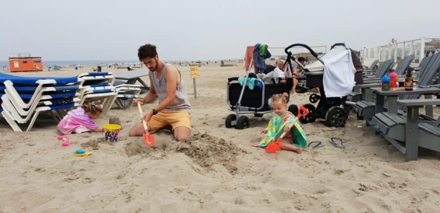 Scheppen op het strand - dadventures.nl