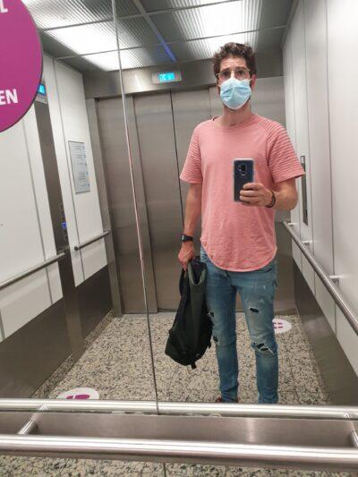 In het ziekenhuis - dadventures.nl