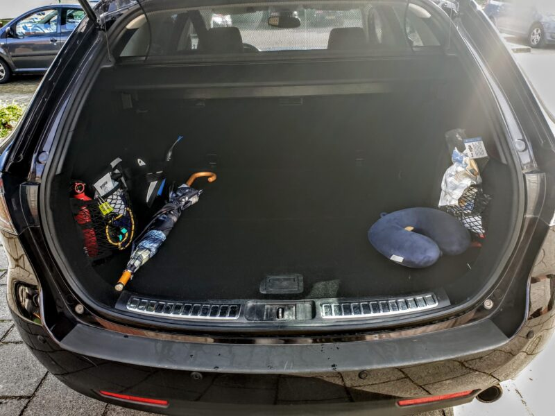 Kofferbak Bart